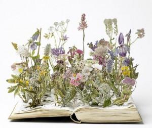 Sue Blackwell 'Wild flowers'