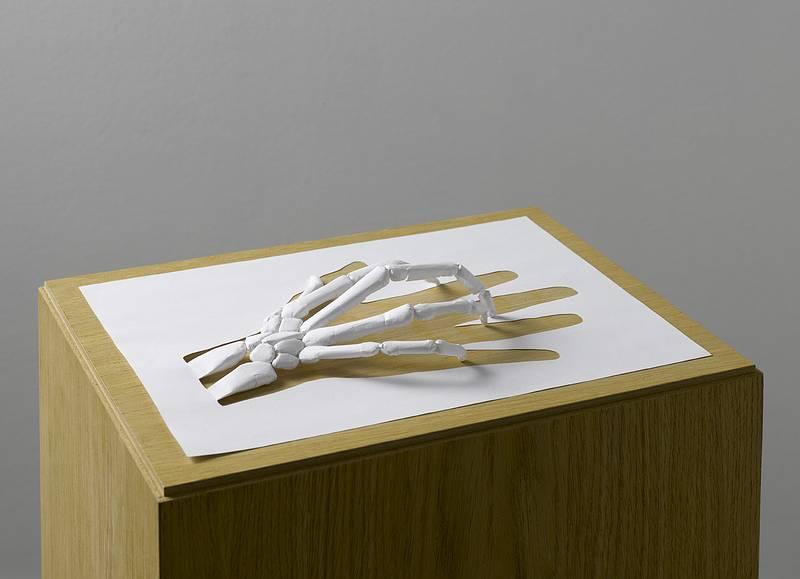 Peter Callesen - White Hand