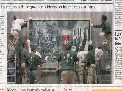 Journal Le Monde, 5/6 octobre 2008, page une