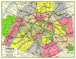 Plan_Paris_Ratp1960